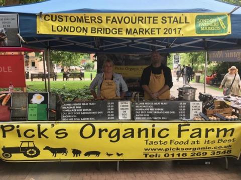 London Bridge Market
